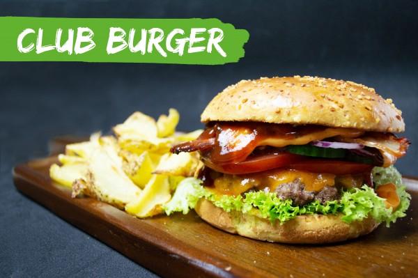 H4 Club Burger