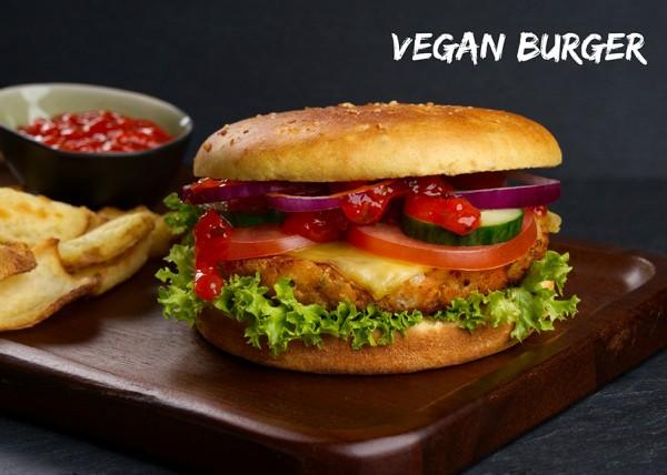 H5 Vegan Burger