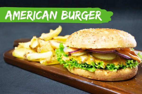 H1 American Burger